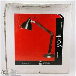 NEW YORK DESK LAMP.