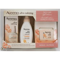 AVEENO ULTRA CALMING SET