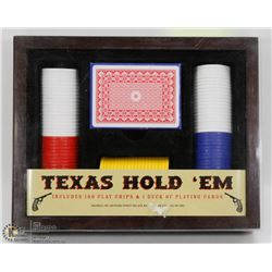TEXAS HOLD EM SET