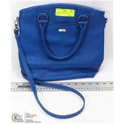 JEWELL BY THIRTY ONE BLUE PURSE