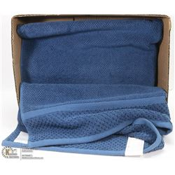 NEW 2PC 100% COTTON TOWEL SET BY: HOTEL INC