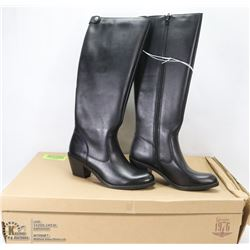 NEW GENUINE 1976 GENUINE LEATHER BOOTS SIZE 7.5