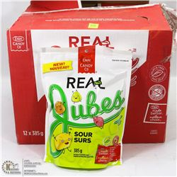 CASE OF RED RUBY JU-JUBES