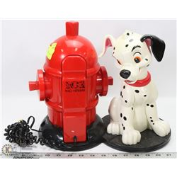 VINTAGE WORKING DALMATIONS PHONE