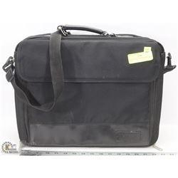 BLACK TARGUS LAPTOP EXECUTIVE BAG