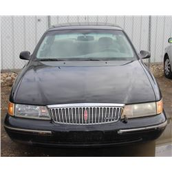 UNRESERVED! 1995 LINCOLN CONTINENTAL SEDAN