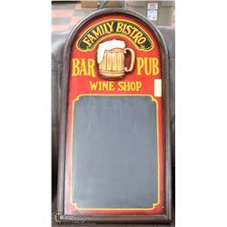 FAMILY BISTRO BAR PUB WINE SHOP