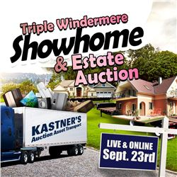 ALL ITEMS MUST BE PAID BEFORE LEAVING AUCTION. ALL