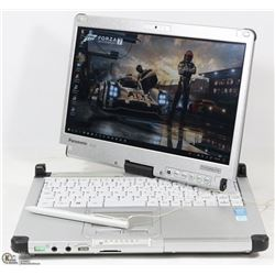 PANASONIC TOUGHBOOK CF C2 i5 RUGGED LAPTOP/TABLET