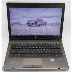 HP PROBOOK 6460B INTEL CORE i5/WIN 10 LATEST ED