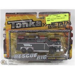 PAIR OF NEW TONKA DIECAST TRUCKS