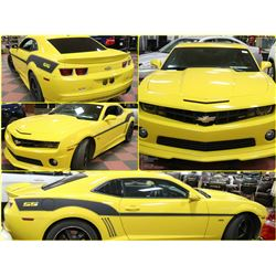 FEATURED 2010 CHEVROLET CAMARO S/S COUPE