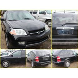 FEATURED 2003 ACURA MDX