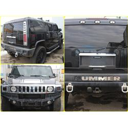 FEATURED 2005 HUMMER H2 CUSTOM