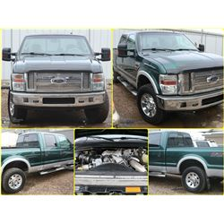 FEATURED 2008 FORD F350 SRW SUPERDUTY