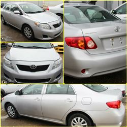 FEATURED 2010 TOYOTA COLROLLA CE
