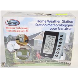 THERMOR WIRELESS TECHNOLOGY HOME WEATHER
