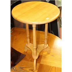 MAPLE END TABLE