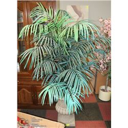 3' ARTIFICIAL TREE IN WICKER BASKET PLANTER