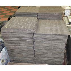 PALLET OF USED CARPET TILE