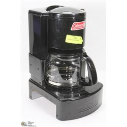 COLEMAN CAMPSTOVE COFFEE MAKER