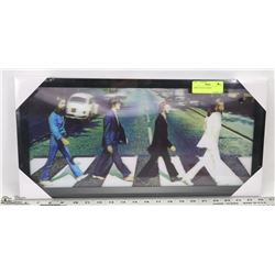 ABBEY ROAD 3D PRINT