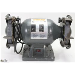 "DUREX 6"" BENCH GRINDER - MODEL 13 - 115 VOLT"
