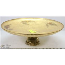 "18"" AUTUMN GOLD DECORATIVE TABLE DECOR."