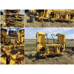 2009 NEW HOLLAND 8 ROW KEMPER  CORN HEADER HEADER