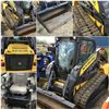 2011 NEW HOLLAND C 232 TRACK SKID STEER WITH BUCKET