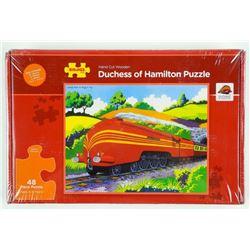 Duchess of Hamilton Puzzle.