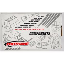 High Performance Component - Prothane Motion Contr