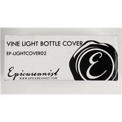 Vine Light Bottle Cover.