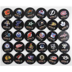 NHL Coaster Set