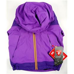 Kids Purple K Velocity Jacket.
