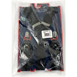 Tommy Hilfiger Convertible Suspenders.