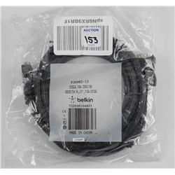 "Belkin 10"" VGA COAX Cable"