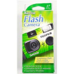 FujiFilm Flash Camera