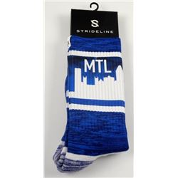 Strideline Montreal Socks.