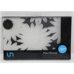"""Macbook Deflector Case - 12"""""""