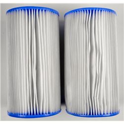 Intex Type A Filter Catridge for Pools, Twin Pack