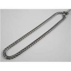 """22"""" Stainless Steel Necklace"""
