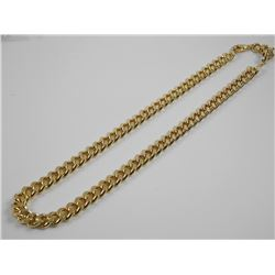 """22"""" 18kt Gold Plated Necklace"""