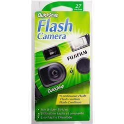 FugiFilm Disposable Camera