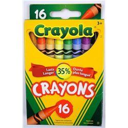 Crayola Crayons.
