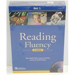 Reading Fluency - Ages 7+ Grade 2+ Set 1