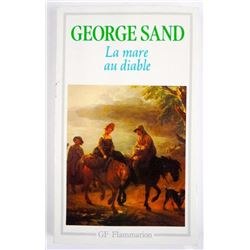 George Sand - La mare au diable Book.