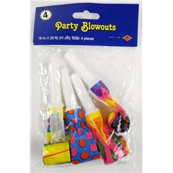 4 Party Blowouts