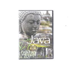 The Lost Temple Of Java DVD