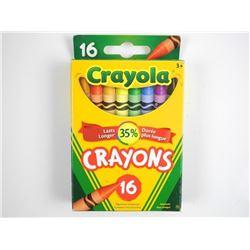 Box (16) Crayons